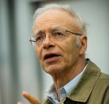Ética en el mundo real: Una entrevista al filósofo PeterSinger