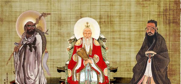 La filosofia china