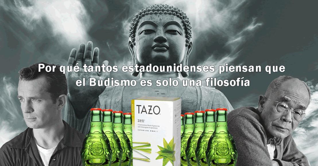 Por qué tantos estadounidenses piensan que el Budismo es solo unafilosofía