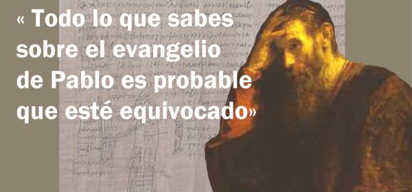 Evangelio Pablo de Tarso