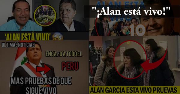 Alan está vivo